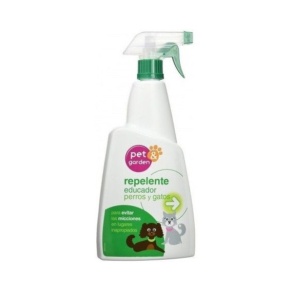 REPELENTE PERROS/GATOS 750ML PET GARDEN