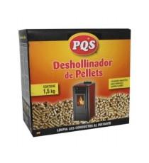 DESHOLLINADOR DE PELLETS 1,5 KG PQS
