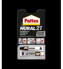 Nural 21 Soldadura metálica en frío PATTEX