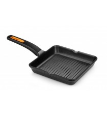 GRILL CON RAYAS EFFICIENT PLUS 22x22 cm