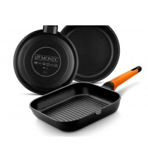 Grill con rayas Magma RESISTENT PLUS Ø28 cm