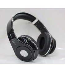 Auricular Bluetooth Stereo con Reproductor MP3 Negro STN-10