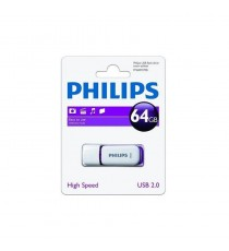 MEMORIA USB 2,0 PHILLIPS 64GB