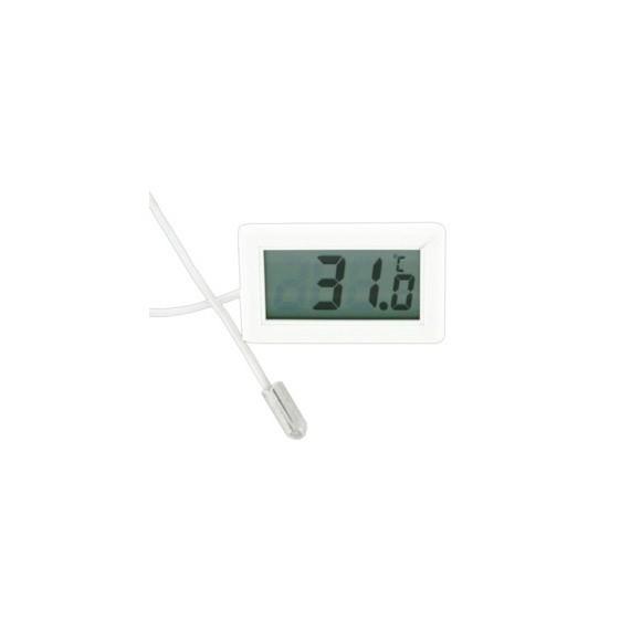 Termómetro Digital con Sonda y Pantalla LCD