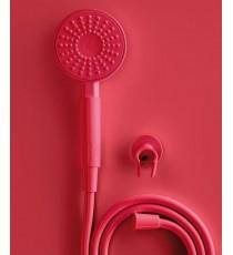 Plastisan One Kit Teléfono Ducha Coral 20005