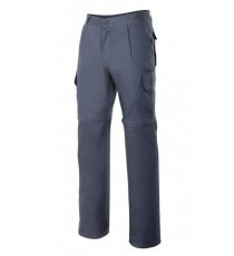 pantalon multibolsillos desmontable