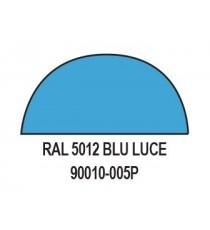 Esmalte Acrílico Azul Luminoso 005 Eco Service Top Acrylic Ral 5012 Pintura Spray
