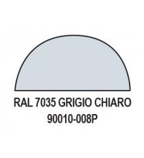 Esmalte Acrílico Gris Claro 008 Eco Service Top Acrylic Ral 7035 Pintura Spray