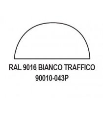 Esmalte Acrílico Blanco Tráfico 043 Eco Service Top Acrylic Ral 9016 Pintura Spray