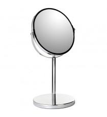 Espejo Baño Aumento con Pie 18 cm