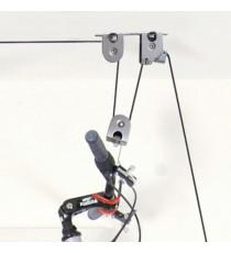 Soporte Techo Bicicleta con Ganchos Delta Bike Ceiling Host RS2300