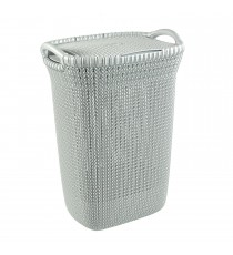 Pongotodo Plástico Blanco 57 Litros Curver Knit