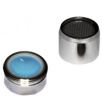 Filtro Atomizador de Rosca Cromado H 24/100