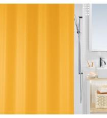 Cortina de Ducha de Baño de PEVA Naranja Lisa 18000 MM x 20000 MM