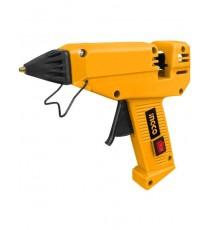 Pistola Termofusible o Termoencoladora para Adhesivo de diámetro 11,2 mm 220 W Ingco GG301