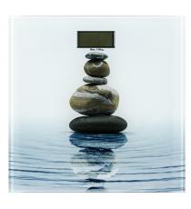 Báscula de Baño Digital Meditación Wenko 150 KG