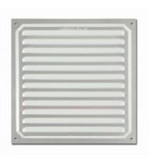 Rejilla de Ventilación Aluminio 170 MM x 170 MM