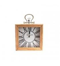 Reloj de Mesa de Madera Kensington Station