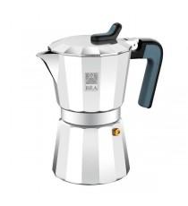 Cafetera Aluminio 1 Taza Bra Deluxe