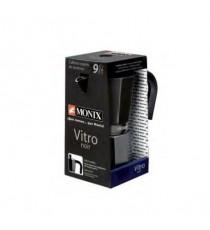 Cafetera Aluminio 3 Tazas Vitro Noir