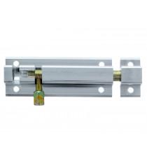 Pasador Aluminio Plata 150 MM