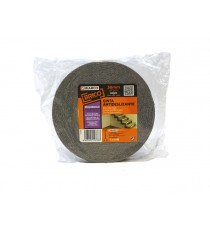 Cinta Antideslizante Color Negro 25 MM x 15 M