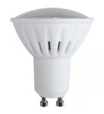 LÁMPARA SMD LED DICROICA GU10 5W 6000K BLANCA