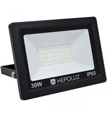 FOCO EXTERIOR LED SMD 30W LUZ BLANCA 6000K