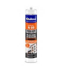 Silicona Neutra Orbasil N09 Multimaterial 300 ML