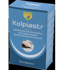 Mortero en Polvo Premezclado Blanco Kolpiastr Eco Service 1 KG