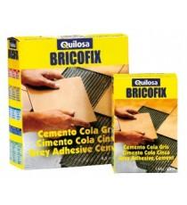 Cemento Cola Gris Bricofix Quilosa 1,5 KG