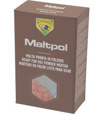 Mortero en Polvo Premezclado Gris Maltpol Eco Service 1 KG