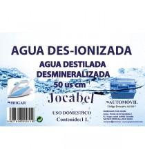 Agua Destilada Fons 1 L