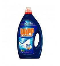 Detergente Líquido Wipp Express 360º Solución Completa 39 Lavados