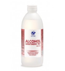 Alcohol Sanitario 96º Dyns 500 ML