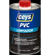 Disolvente Desengrasante Limpiador PVC Ceys 500 ML