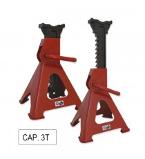 Set de 2 Caballetes 3 Ton