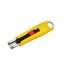 Cutter Autoretractil de Seguridad Tajima LC-959