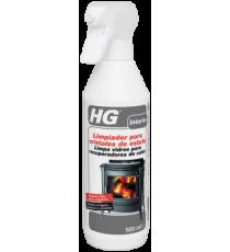 Limpiador para Cristales de Estufa HG 500 ML