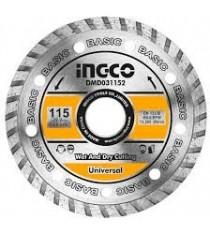 Disco de Corte Diamante Ingco Universal