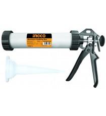 Pistola de Mortero de Aluminio Calafatear HCG0115