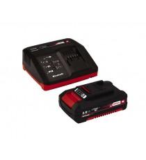 Cargador mas Batería 2,0 Ah Power-X Einhell