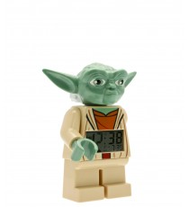 Reloj Despertador Jedi Yoda Starwars