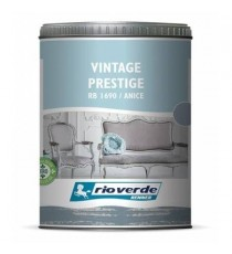 Barniz Color Enebro Vintage Prestige 0,50 L Al Agua Renner