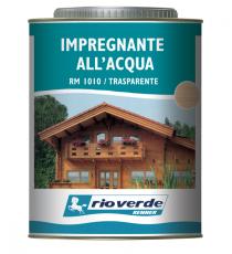 Barniz Color Pino Alerce 0,75 L Impregnante Al Agua Renner