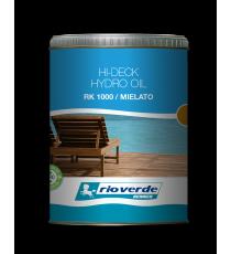 Aceite Para Cubiertas Color Transparente Miel 0,75 L Renner