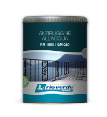Antióxido Al Agua Color Gris 0,75 L Renner