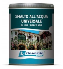 Esmalte Mate Universal Al Agua Gris Claro 0,75 L Renner