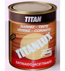 Barniz Tinte Sintético Satinado 0,375 L Titanlux