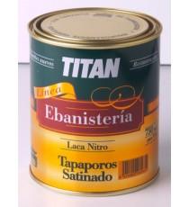 Laca Tapaporos Nitro Ebanisteria 0,375 L Titan